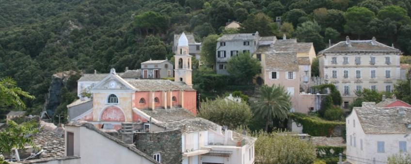 Les villages Corses comme vécus par leurs habitants